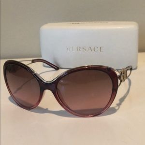 Versace 100% Authentic Womens Sunglasses